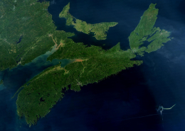 Sources of Nova Scotia Open & Free Geospatial Data