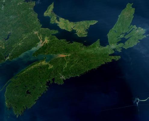 Sources of Nova Scotia Open & Free Geospatial Data