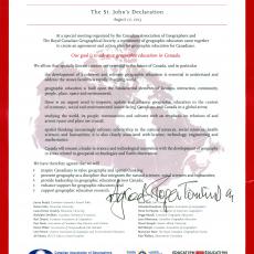 St. John's Declaration