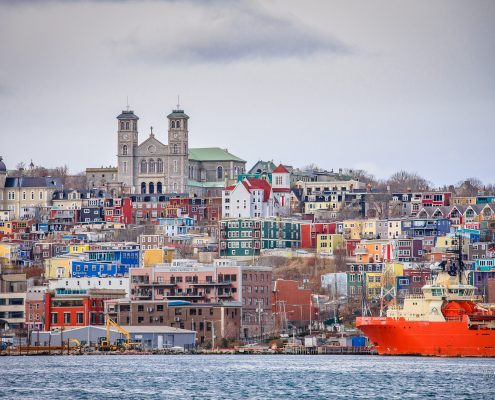 Canadian Geospatial Data Infrastructure (CGDI) - Newfoundland and Labrador Open Data Portal