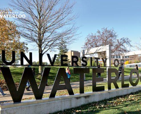 University of Waterloo Geomatics Program