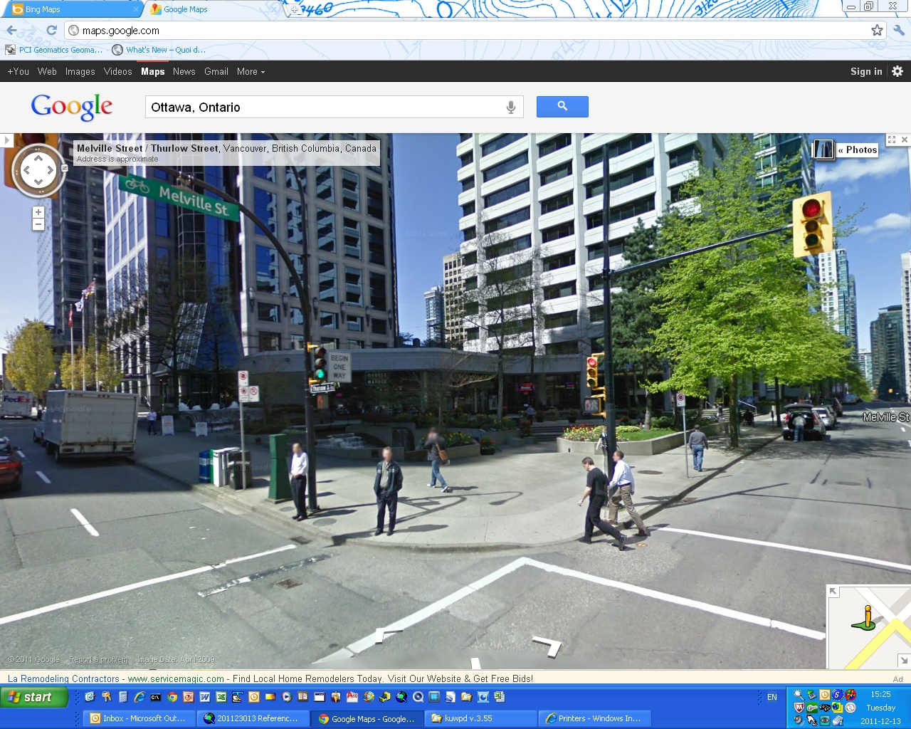 Vancouver - Google Street View 1