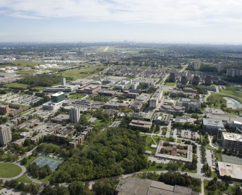 York University GIS and Remote Sensing