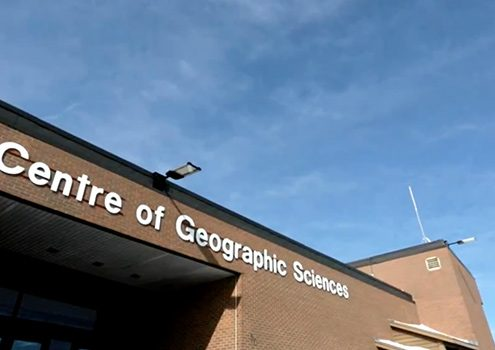 Centre of Geographic Sciences
