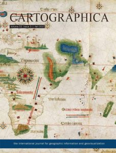 Cartographica by the Canadian Cartographic Association