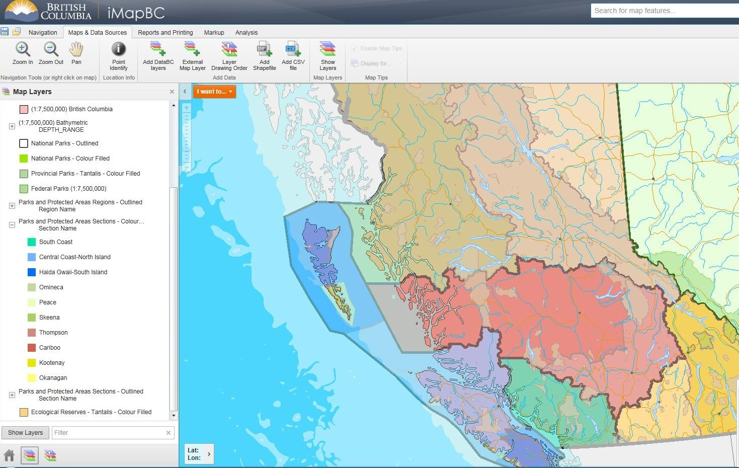 Free data software archives page 3 of 4 canadian gis geomatics this popular public mapping tool can be freely used to visualize and analyze hundreds of geographic government datasets content includes location of gumiabroncs Images