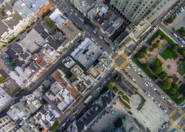 drone - UAVs - Aerial image