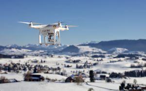 Keep up with Canadian Geomatics Sector News such as Issues with Drones