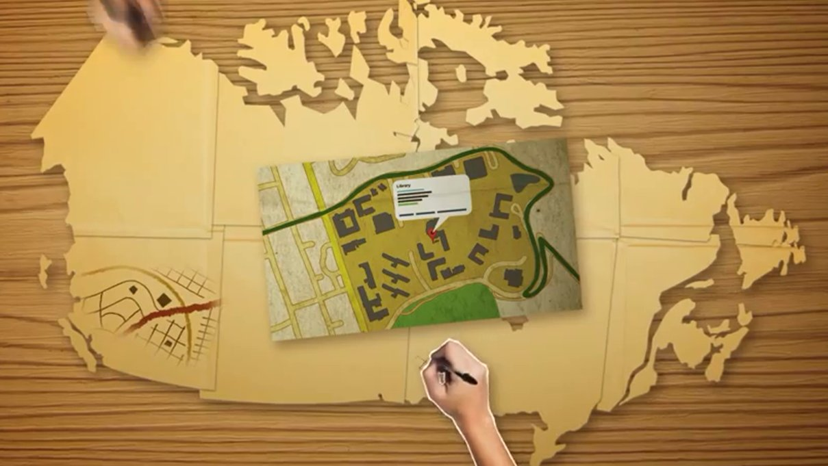 Map Maker for Canada