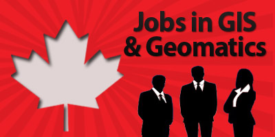 Canadian Jobs in GIS & Geomatics