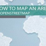 how to map an area with openstreetmap