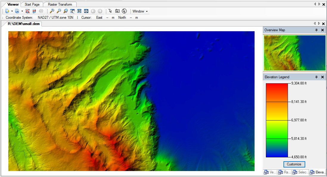 GeoCalc SDK is a sophisticated and precise coordinate transformation toolkit
