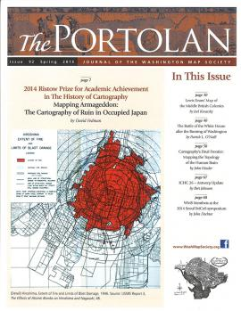 Portolan - Dr. Walter W. Ristow Prize (History of Cartography)