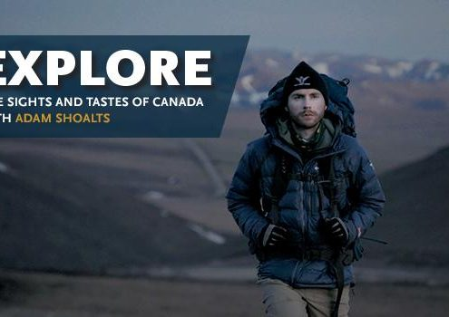 Explore the Sights and Tastes of Canada with the RCGS at Vancouver'