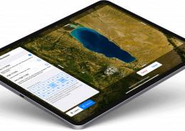 Touch GIS App for iPhone & iPad